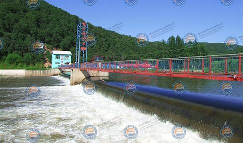 铁岭双龙河橡胶坝