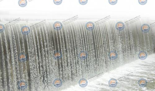 贵阳南明河综合治理景观气盾坝