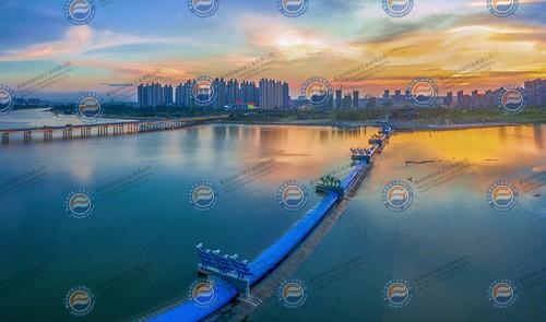 海岸橡胶坝