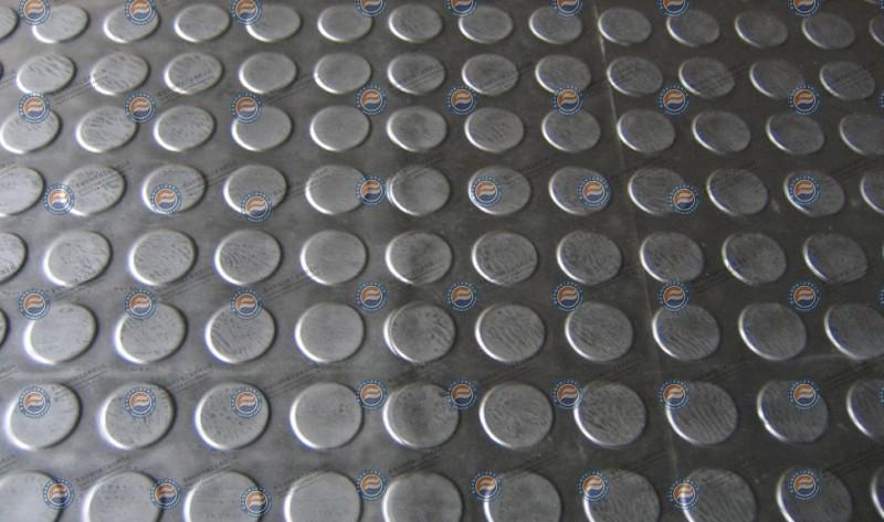 橡胶板-黑色圆点