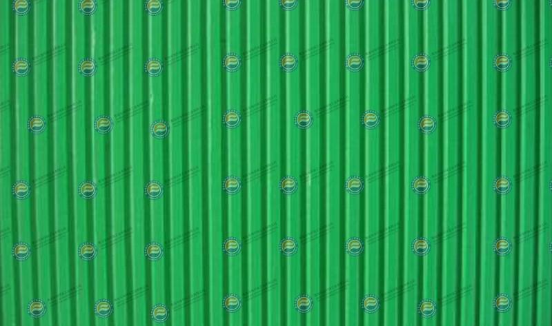 橡胶垫-绿条纹