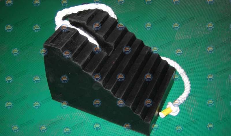 橡胶楔子-黑色